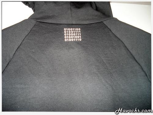Abstergo hoodie