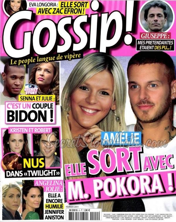 Matt Pokora couple