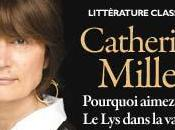 Catherine Millet, pourquoi aimez-vous dans vallée'