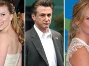Sean Penn sortirait avec Scarlett Johansson Charlize Theron