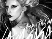 Born this way, nouveau titre Lady GaGa déjà numéro