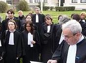 fronde magistrats, événement semaine