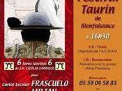 Dates cartels corridas france espagne