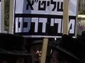 religieux juifs sont hommes paix, mais racistes
