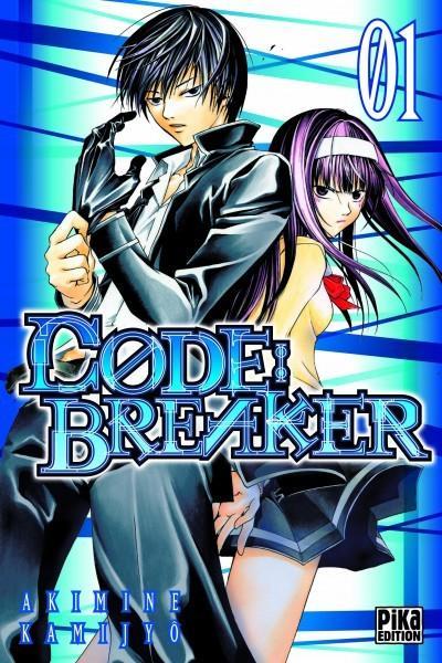 [MANGA/ANIME] Code: Breaker Code-breaker-tome-1-L-hQGgor
