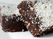 Brownie chocolat noix coco