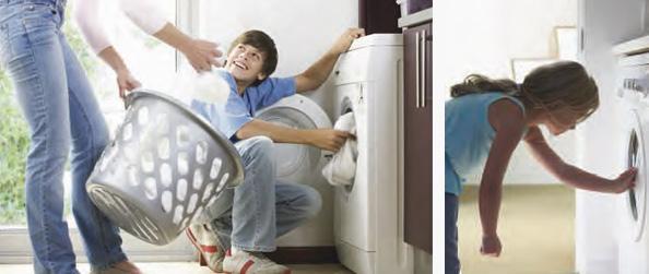 lave linge s che linge et lave vaisselle comment faire. Black Bedroom Furniture Sets. Home Design Ideas