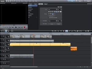 intro 3 300x226 Créer une intro et obtenir un film génial avec le logiciel de montage Vidéo deluxe de MAGIX