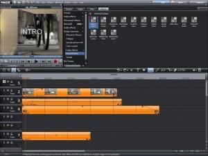 intro 1 300x226 Créer une intro et obtenir un film génial avec le logiciel de montage Vidéo deluxe de MAGIX