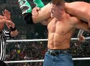 Victoire Punk face John Cena