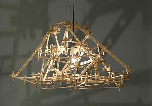 lampe m cano par kristoffer sundin d couvrir. Black Bedroom Furniture Sets. Home Design Ideas