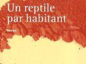 **** Ananissoh Théo, reptile habitant.