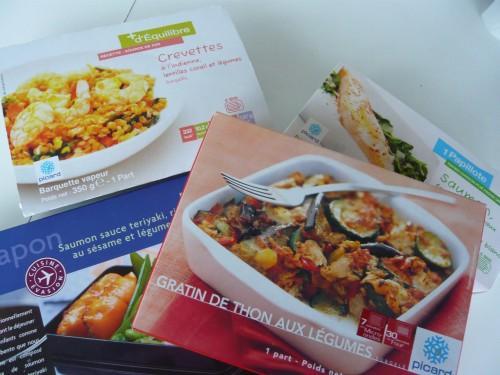 J 39 ai test les plats pr par s picard lire for Plats cuisines picard