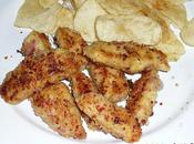 Nuggets poulet bacon