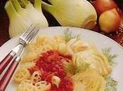 Fenouil sauce tomates