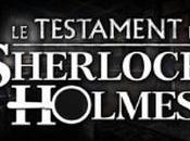venir] Sherlock Holmes arrive consoles avec testament