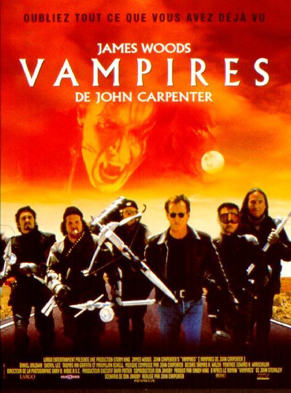 Vampires (1997) affiche