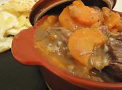 Boeuf carottes gratin dauphinois