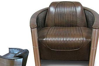 fauteuil en cuir design chez myfab paperblog. Black Bedroom Furniture Sets. Home Design Ideas