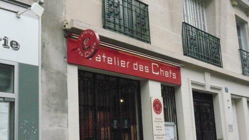 Un cours a l atelier des chefs paperblog for Atelier guy martin cours cuisine