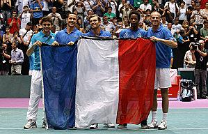 Coupe davis 2011 les joueurs fran ais s lectionn s pour - Retransmission coupe davis ...