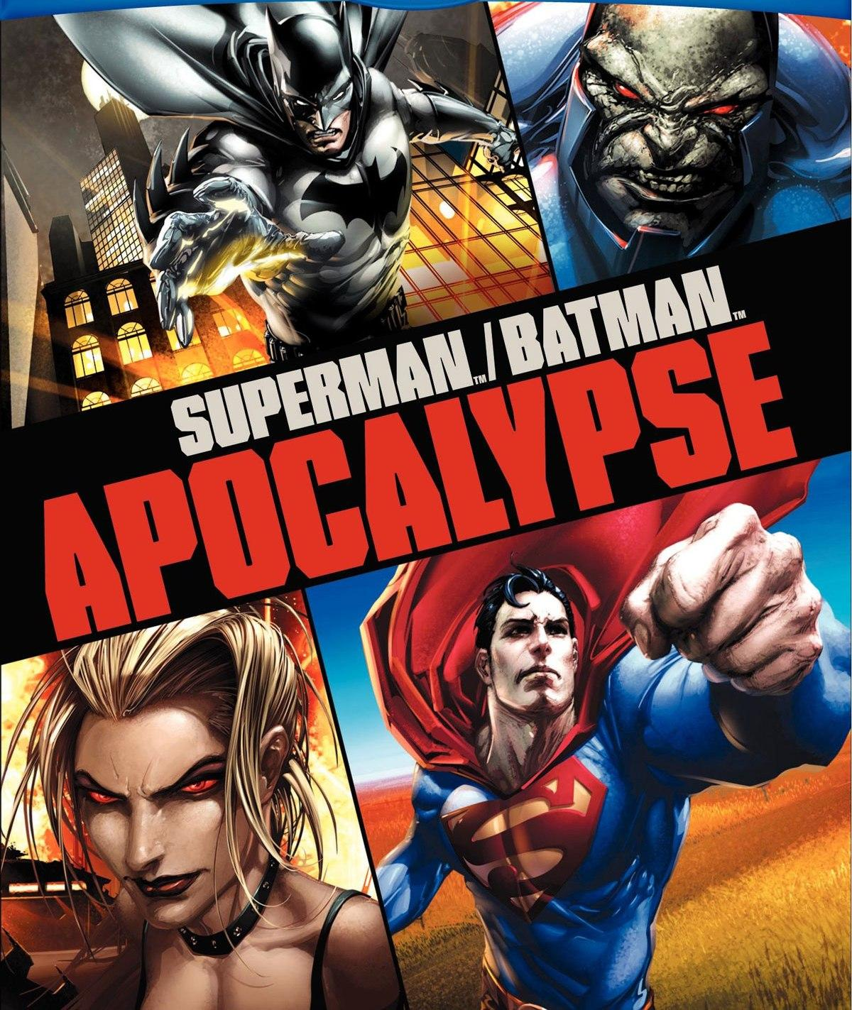 [MULTI] Superman/Batman : Apocalypse (2010) [TRUEFRENCH] [DVDRiP]