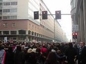 Manifestation Bologne pour sauver Italiennes