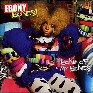 EBONY BONES ! Bone of my bones