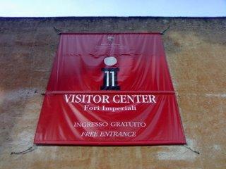 visitors center, centre des visiteurs, rome, italie, rome en images