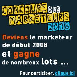 Marketing étudiant, concours des marketeurs