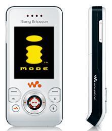 Sony Ericsson W580im