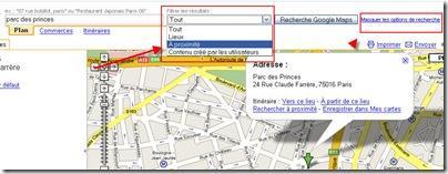 google_maps_filtres