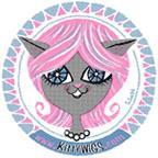 LOGO Kitty Wigs
