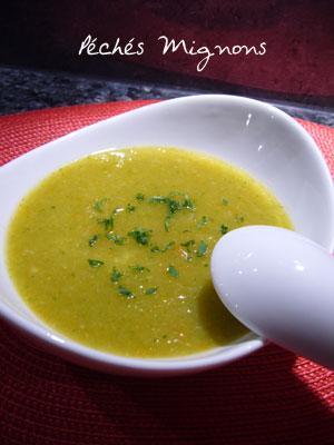 Soupe, Légumes,