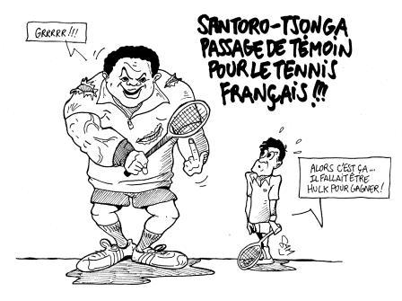 La révélation Jo-Wilfried Tsonga