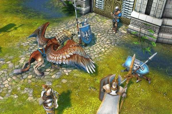 MIGHT AND MAGIC HEROES VI / Le 23 juin!
