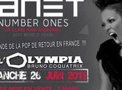 Janet Jackson concert Paris juin 2011