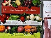 Cette semaine c'est livre culinaire