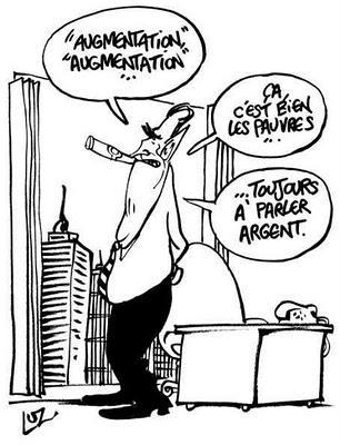 Salaires et bénéfices : Les promesses de Sarkozy retoquées en « vues de l'esprit » par le Medef !