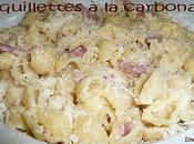 Coquillettes Carbonara