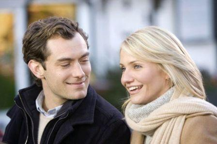 Jude Law et Cameron Diaz