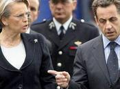 terroristes d'ultra-gauche sautent Alliot-Marie