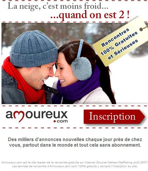 Site de rencontre 100 gratuit en france 2016