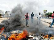 Debut Guerre Civile Cote d'Ivoire (video)