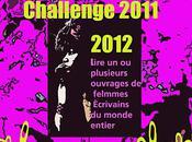 **Challenge littérature féminin**Femme monde cinq continents**