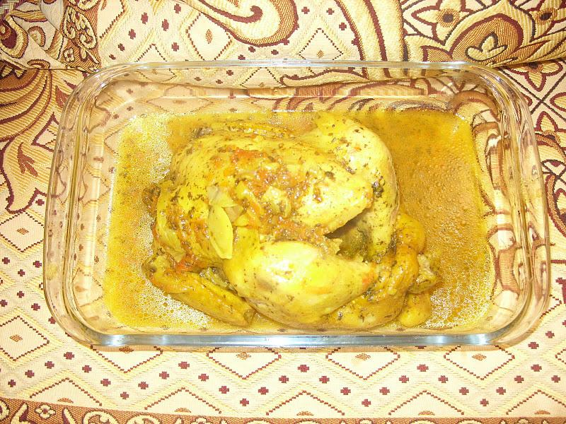 poulet en sauce l 39 huile d 39 argan et au miel d couvrir. Black Bedroom Furniture Sets. Home Design Ideas