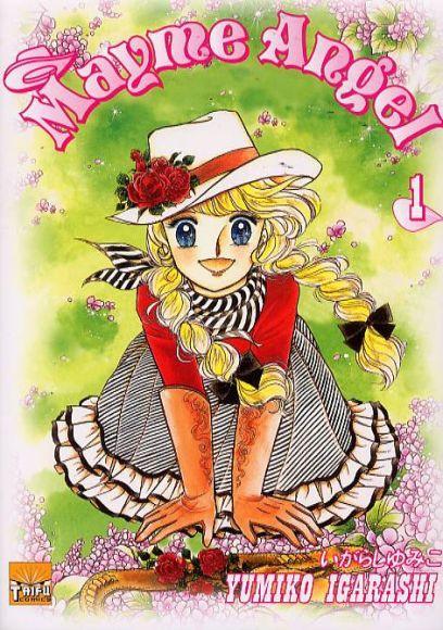MAYME ANGEL de Yumiko Igarashi Mayme-angel-tome-1-4-yumiko-igarashi-L-nUZ6mr