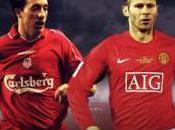 Liverpool-Man derby England