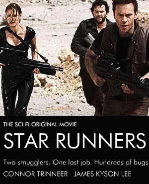 Les Convoyeurs de l'espace (Star Runner)