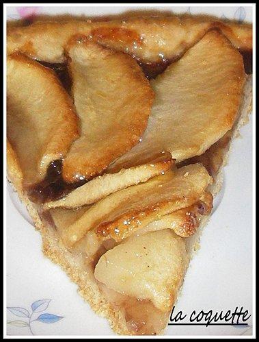 une tarte aux pommes facile l 233 g 233 re et d 233 licieuse 192 voir